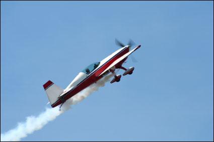 Airshow Aircraft Limitations
